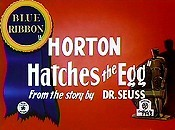 Horton Hatches The Egg Pictures Cartoons