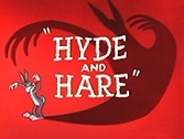 Hyde And Hare Cartoon Picture