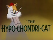 The Hypo-Chondri-Cat Cartoon Picture