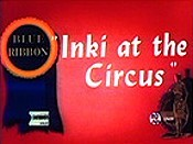 Inki At The Circus Cartoon Picture