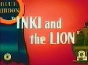 Inki And The Lion Cartoon Picture