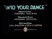 Into Your Dance Cartoons Picture