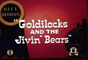 Goldilocks And The Jivin' Bears Picture Into Cartoon