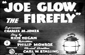 Joe Glow, The Firefly Cartoon Pictures