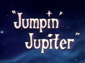 Jumpin' Jupiter Picture Into Cartoon