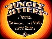 Jungle Jitters Free Cartoon Picture