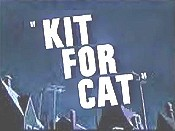 Kit For Cat Cartoon Picture