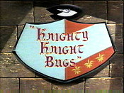 Knighty Knight Bugs Cartoon Picture