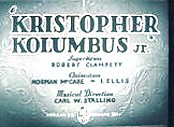 Kristopher Kolumbus Jr.