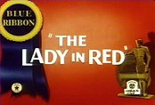 The Lady In Red Pictures Cartoons