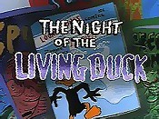 The Night Of The Living Duck Picture To Cartoon