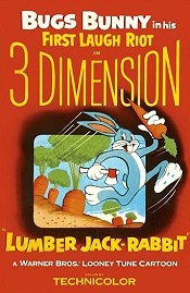 Lumber Jack-Rabbit Cartoon Picture