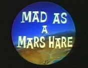 Mad As A Mars Hare Free Cartoon Picture