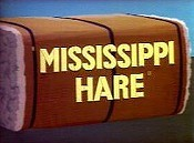 Mississippi Hare Free Cartoon Picture