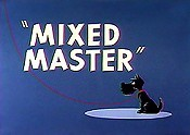 Mixed Master Cartoon Picture