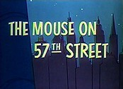The Mouse On 57th Street Cartoon Picture