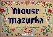 Mouse Mazurka Cartoon Picture