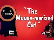 The Mouse-Merized Cat Free Cartoon Pictures