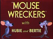 Mouse Wreckers Cartoon Character Picture