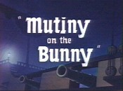 Mutiny On The Bunny Cartoon Picture