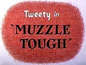 Muzzle Tough Cartoons Picture