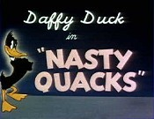 Nasty Quacks Cartoon Picture