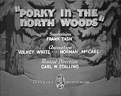 Porky In The North Woods Pictures In Cartoon