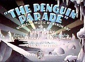 The Penguin Parade Picture Into Cartoon
