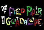 The Pied Piper Of Guadalupe Cartoon Picture