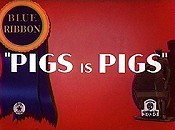 Pigs Is Pigs Picture Of Cartoon