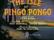 The Isle Of Pingo Pongo The Cartoon Pictures