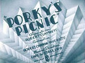 Porky's Picnic Cartoon Picture