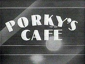 Porky's Cafe Pictures Of Cartoons