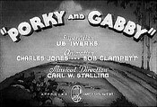 Porky And Gabby Pictures Cartoons