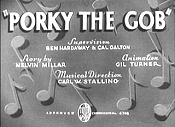 Porky The Gob Picture Of The Cartoon