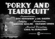 Porky And Teabiscuit Pictures Cartoons