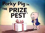 The Prize Pest Cartoon Picture