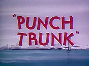 Punch Trunk Free Cartoon Picture