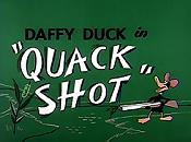 Quack Shot Picture Into Cartoon