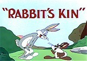 Rabbit's Kin Pictures In Cartoon