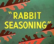 Rabbit Seasoning Free Cartoon Picture