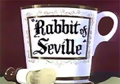 Rabbit Of Seville Video