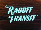 Rabbit Transit Picture To Cartoon