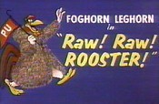 Raw! Raw! Rooster! Cartoon Picture