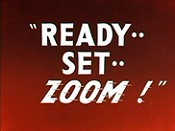 Ready.. Set.. Zoom! Cartoon Picture