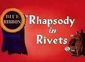 Rhapsody In Rivets Picture To Cartoon