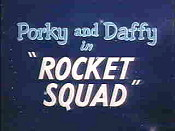 Rocket Squad Cartoon Picture