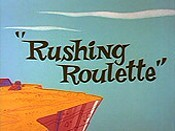 Rushing Roulette Cartoon Picture