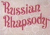 Russian Rhapsody Free Cartoon Picture