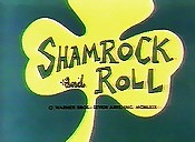 Shamrock And Roll Cartoon Picture